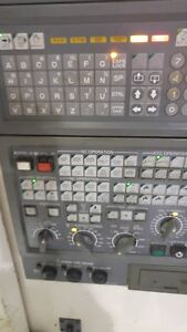 OKUMA KEYBOARD M-SC No.981555  TESTED UNDER LOAD WARRANTY