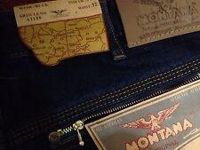 MONTANA  Jeans.   Size.  W33/L34. W34/L34. W36/34.