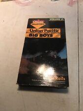 Union Pacific Big Boys - Classic Collectors Ser. Vol. 2 (VHS, 1994, Video Rails)