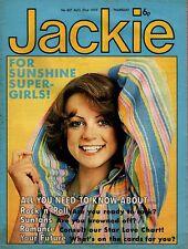 Jackie Magazine 23 August 1975 No.607  Glitter Band  John Richardson of Rubettes