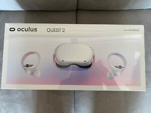 Oculus - Quest 2 ( 64GB, VR Headset, All In One, White ) Sealed, Unwanted Gift