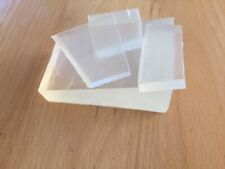 Clear Melt and Pour Soap - Goats Milk.Soapmaking. 450 grams, 1 kg, 2kg, 3kg, 4kg