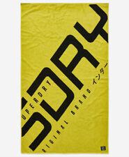 Superdry Womens Hyper Logo Beach Towel