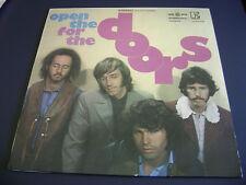 THE DOORS WAITING FOR THE SUN LP open the doors for the doors German 1968