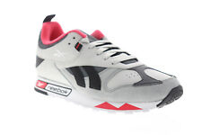 Reebok Classic Leather RC 1.0 DV8302 Mens Gray Low Top Lifestyle Sneakers Shoes