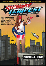 STORMY TEMPEST: ATTACK OF THE GIANTESS FEMFORCE AC COMICS DVD