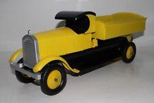1920's Turner Pressed Steel Dumptruck, Restored
