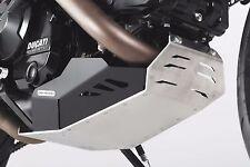 Sabot Moteur Noir/Gris Ducati Hyperstrada / Hypermotard 821 /SP 2013 ->
