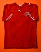 Switzerland Jersey 2006 Home Mens Red Shirt Football Soccer Trikot Puma ig93