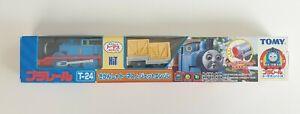 TAKARA TOMY Plarail Train T-24 Thomas & Jet Engine Thomas and Friends JAPAN used