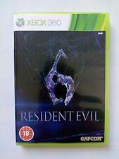 Resident Evil 6 XBox 360 Game