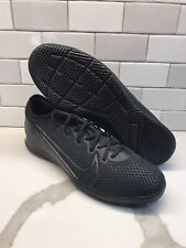 Nike Men's Size 8 Vapor 13 Pro IC Indoor Soccer AT8001-010 New with Box size 9