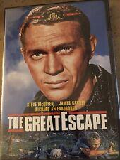The Great Escape Dvd (0027616668028) Steve Mcqueen