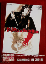 BRITISH HORROR COLLECTION - MARTINE BESWICK, Sister Hyde - PREVIEW Card PR8