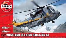 Airfix 1/72 Westland Sea King har.3 / mk.43 #a04063
