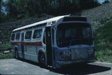 Bc Transit Gm New Look bus Kodachrome original Kodak slide