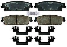 Disc Brake Pad Set-Police Ceramic Disc Brake Pad Rear ACDelco Specialty