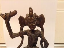 ASIAN ANTIQUES, TIBETAN BRASS CITIPATI, TIBETAN ANTIQUES, INDIAN ANTIQUES