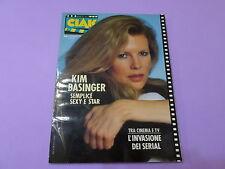 CIAK n.11 del 1987 CON SCHEDE FILM In copertina KIM BASINGER