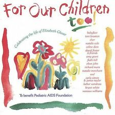 For Our Children Too! by Various Artists CD Jewel Case, New Mint in Shrink Wrap!