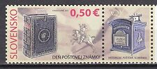 SLOVAKIA 2011 **MNH SC# ( )  Stamp Day - with label