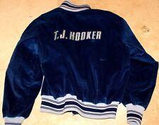 TJ HOOKER CAST & CREW TV SHOW JACKET VINTAGE 1980'S HARRY FALK PERSONAL