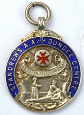 More details for 1925 silver medal st andrews ambulance association dundee grant barclay trophy
