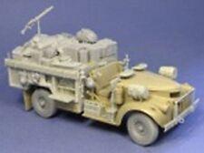 1/35th Resicast WWII British LRDG radio truck conv