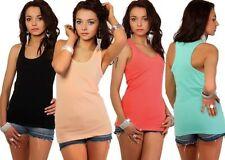 Camisetas de mujer talla M sin mangas