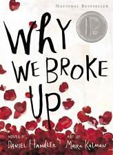NEW - Why We Broke Up by Handler, Daniel