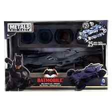 Diecast Toy Car Figure Batmobile Model Kit Metal Batman V Superman 1 by 24 Scale