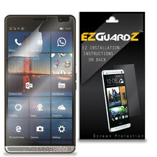 3X EZguardz LCD Screen Protector Skin Cover Shield HD 3X For HP Elite X3 (Clear)