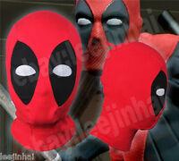 New Deadpool mask  Cosplay Costume cotton Rib fabrics X-men