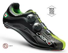 SCARPE CRONO FUTURA2 BLACK/GREEN CARBON NEW