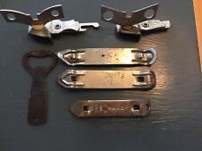 Lot 6 Vintage Can & Bottle Openers Vaughan Handy Button Stanley Ekco Miracle