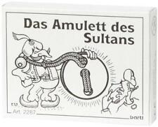 das Amulett Des Sultans - Mini Geduldspiel