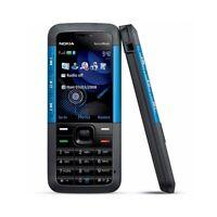 TELEFONO CELLULARE NOKIA 5310 XPRESS MUSIC BLU GSM FOTOCAMERA RICONDIZIONATO-