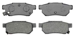 Rr Organic Brake Pads  ACDelco Professional  17D374