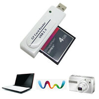 High Speed USB 2.0 CF Card Reader Compact Flash Card Reader For PC Camera Reader