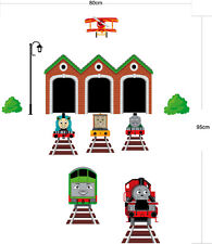 THOMAS THE TANK ENGINE & FRIENDS KIDS Wall Stickers for kids room or nursery