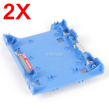 """2PCS 3.5"""" to 2.5"""" SSD Hard Drive Caddy Adapter For Dell Optiplex 3020 7010 9020"""