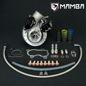MAMBA 9-6 MAZDA MX-5 MIATA 1.8T TD04L-20T P16 320P Turbocharger Replace IHI VJ35