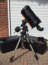 "Celestron Advanced VX 9.25"" Schmidt-Cassegrain Telescope and Extras"