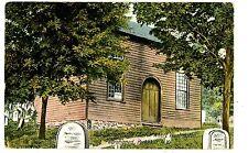 Peekskill NY - VAN CORTLANDTVILLE CHURCH - Postcard Cortlandt