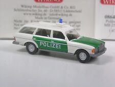 Klasse: Wiking Mercedes 250 T Kombi Polizei in OVP