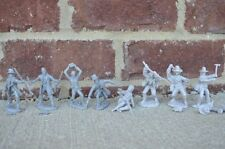 Paragon TSSD Alamo Fort Texans Civilians Hand to Hand 60MM Toy Soldiers Set