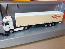 herpa Actros  FRITZ Spedition / Logistik-Cargoline Verbund---74193 Schwaigern-