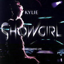 KYLIE - SHOWGIRL HOMECOMING LIVE 2CD, Brand New Not Sealed