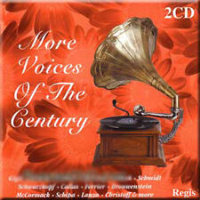 MORE VOICES OF THE CENTURY (2 CD SET)
