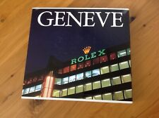 GENEVE ROLEX BOOK AND COVER